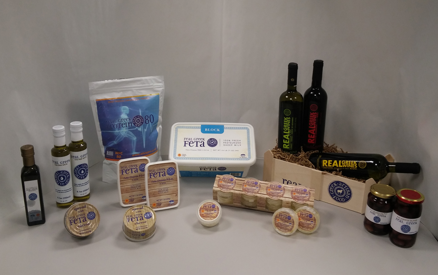 Real Greek Products